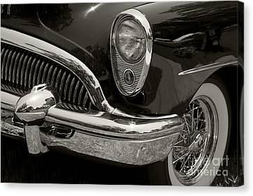 1954 Buick Roadmaster Canvas Print by Dennis Hedberg