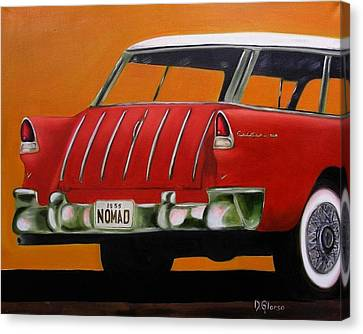 1955 Nomad Canvas Print