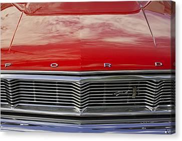1960s Ford Galaxie Canvas Print
