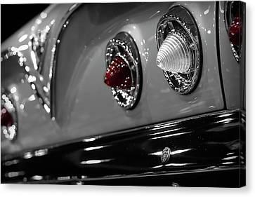 1961 Chevrolet Impala Canvas Print by Gordon Dean II