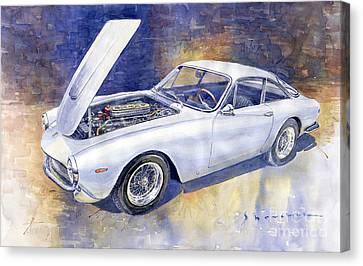 1963-1964 Ferrari 250 Gt Lusso  Canvas Print
