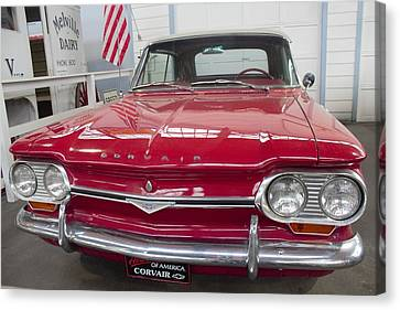 1964 Chevy Corvair Canvas Print