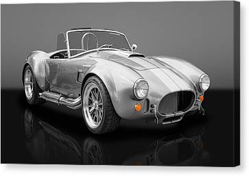 1965 Shelby Cobra - 427 Ford Power Canvas Print