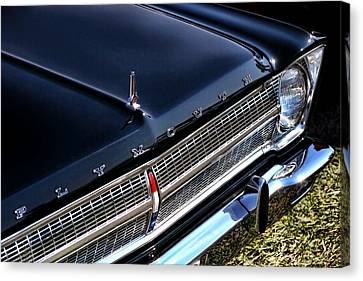 1965 Plymouth Satellite 440 Canvas Print by Gordon Dean II