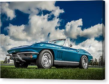 1966 Corvette Stingray  Canvas Print