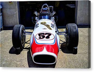 1966 Gearhardt Rear Engine V8 Canvas Print