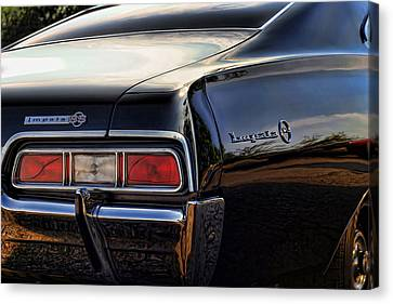 1967 Chevy Impala Ss Canvas Print by Gordon Dean II