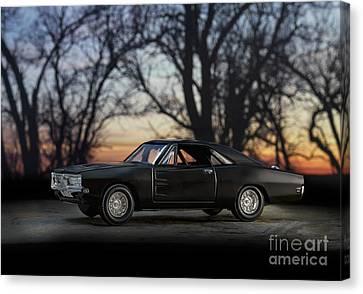 1969 Roadrunner Canvas Print