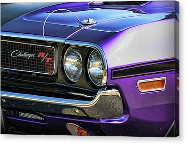 1970 Dodge Challenger Rt 440 Magnum Canvas Print by Gordon Dean II