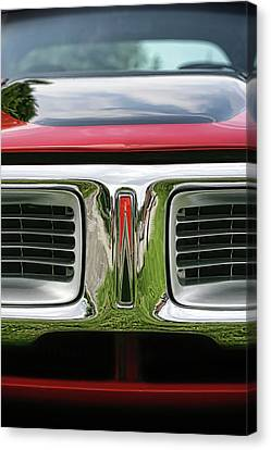 1972 Dodge Charger 400 Magnum Canvas Print by Gordon Dean II