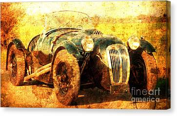 1988 Frazer Nash Le Mans, Classic Car, Husband Gift Canvas Print by Pablo Franchi