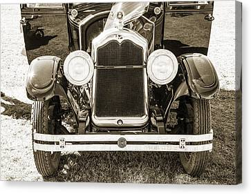 1924 Buick Duchess Antique Vintage Photograph Fine Art Prints 112 Canvas Print by M K  Miller