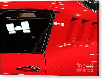 1965 Ferrari 275 Gtb - 5d20035 Canvas Print by Home Decor