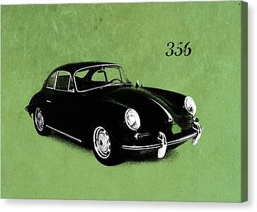 356 Canvas Print by Mark Rogan
