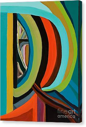 Abstract Images Canvas Print