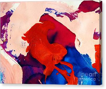 Abstracto Canvas Print by Fredy Holzer
