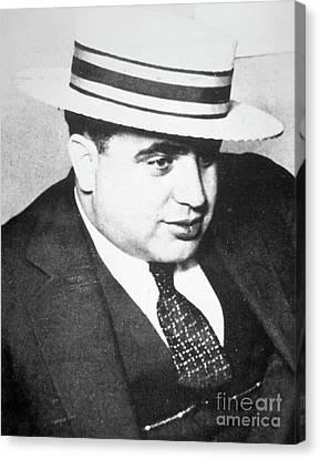 Al Capone Canvas Print