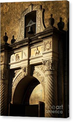 Alamo Mission Canvas Print