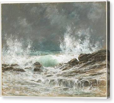 Appleton Art Canvas Print - American  by John Appleton