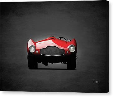 The Db2 Bertone Spider Canvas Print