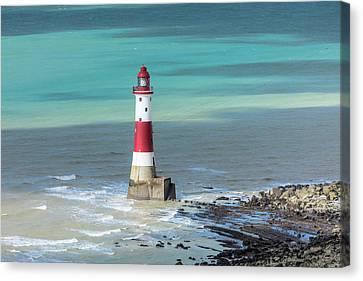 Down East Canvas Print - Beachy Head - England by Joana Kruse