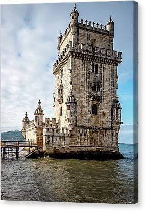 Belem Tower Canvas Print