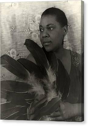 Bessie Smith, American Blues Singer Canvas Print by Everett
