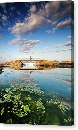 Canvas Print - Bridge by Okan YILMAZ
