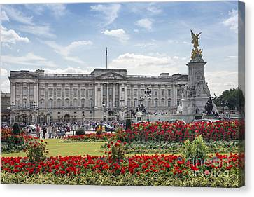 Buckingham Palace Canvas Print