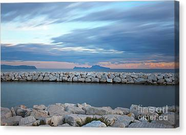 Capri Canvas Print by Pat Dego