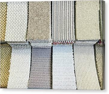 Carpet Shades Canvas Print by Tom Gowanlock
