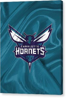 Charlotte Hornets Canvas Print