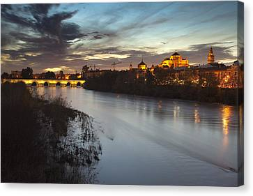 Cordoba Canvas Print by Andre Goncalves