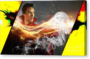 Doctor Strange Collection Canvas Print