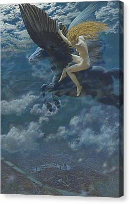 Dream Idyll  Canvas Print