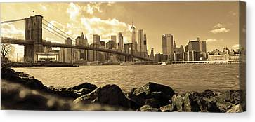 Canvas Print featuring the photograph Dream by Mitch Cat