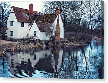 Flatford Mill Canvas Print by Svetlana Sewell
