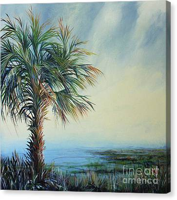 Florida Horizons Canvas Print by Michele Hollister - for Nancy Asbell
