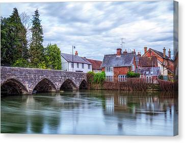 Fordingbridge - England Canvas Print by Joana Kruse