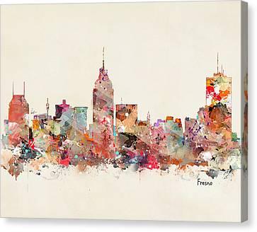 Fresno Canvas Prints Fine Art America