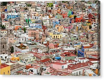Guanajuato, Mexico. Canvas Print