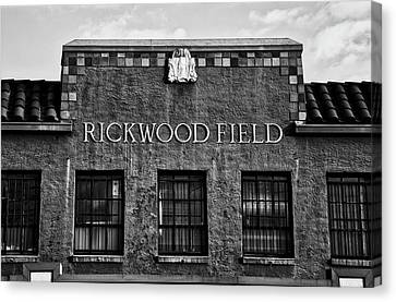 Historic Rickwood Field Canvas Print