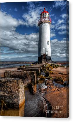 Navigation Canvas Print - House Of Light by Adrian Evans