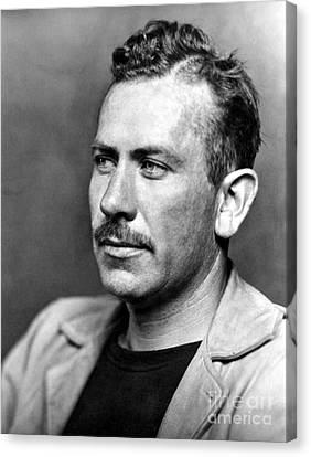 John Steinbeck (1902-1968) Canvas Print by Granger