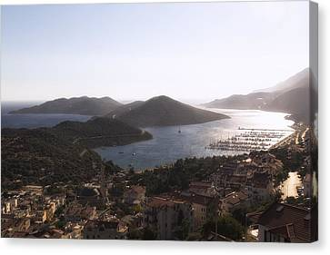 Kas - Turkey Canvas Print by Joana Kruse