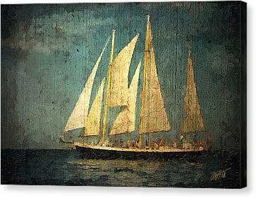 Liberte' Canvas Print by Michael Petrizzo