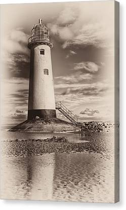 Lighthouse  Canvas Print by Adrian Evans