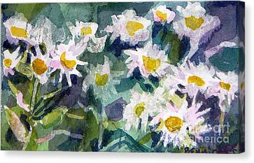 Little Asters Canvas Print