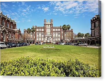Loyola University Canvas Print