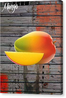 Mango Collection Canvas Print
